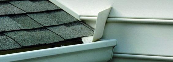 Euramax canada for Roof diverter flashing